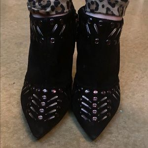 Louis Vuitton Shoes - Louis Vuitton Spiked ankle Boots